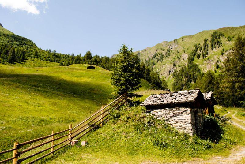 Lappago trekking in Valle Aurina
