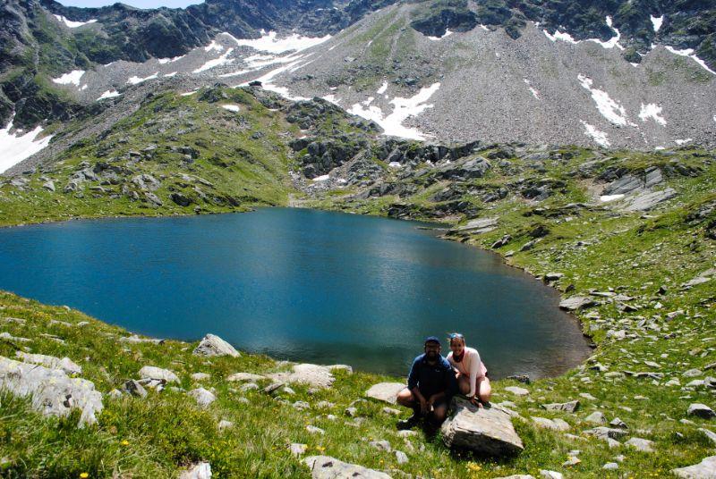 Silvia e Davide al Lago Passensee