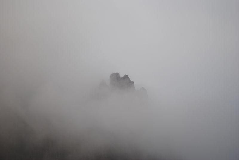 Atmosfere di alta montagna