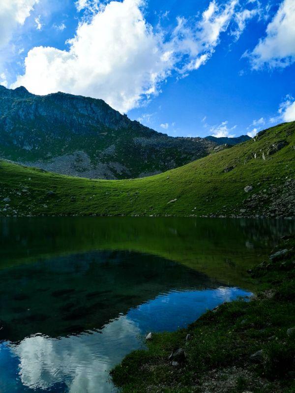 Lago Tristensee