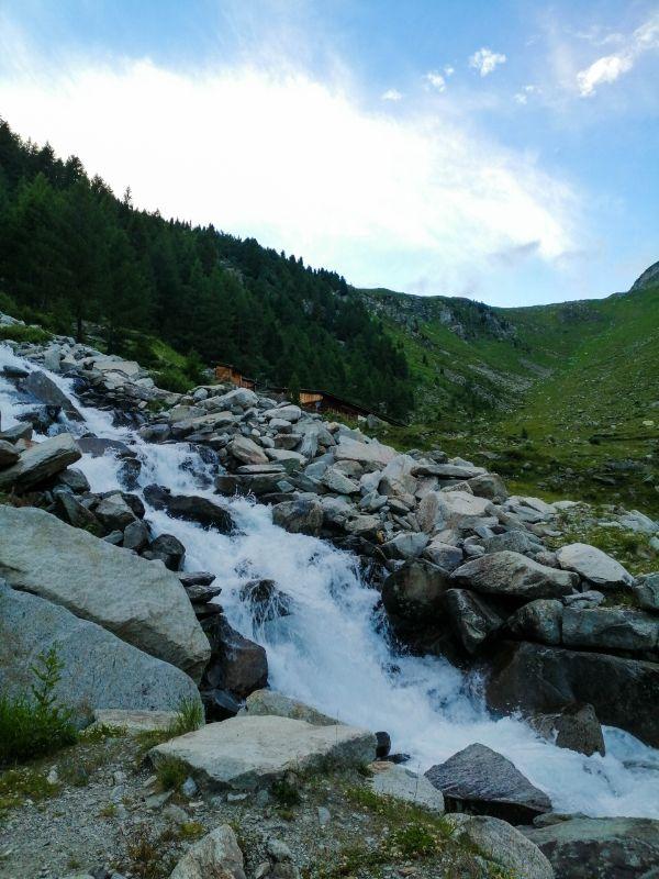 trekking a Rio Bianco