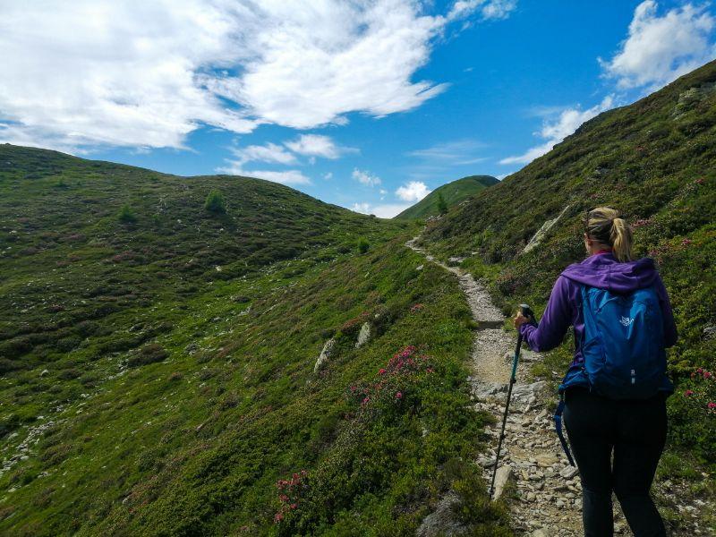 sentiero kellerbauerweg