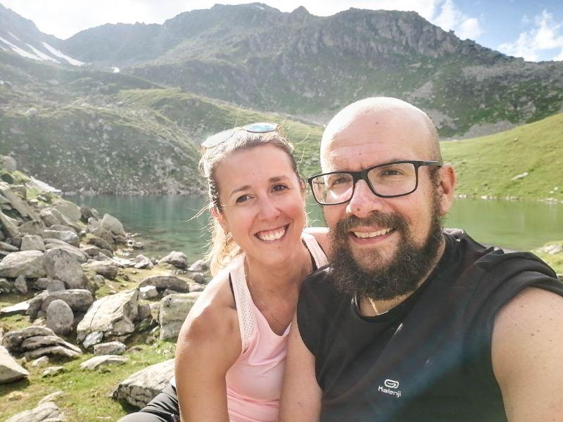 Silvia e Davide al Lago tristensee
