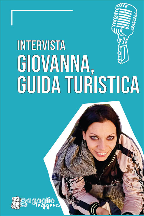 Intervista a Giovanna, guida turistica di Monselice pin