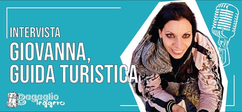 Intervista a Giovanna, guida turistica di Monselice