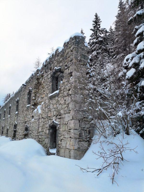 Resti di Forte Verena