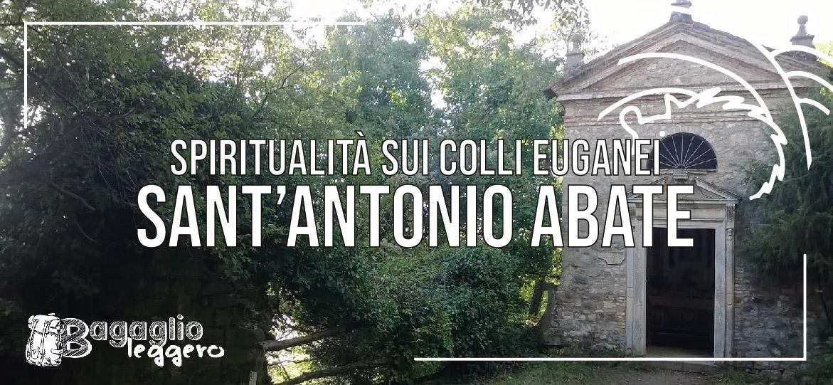 Chiesetta di Sant'Antonio Abate sopra Teolo sul Monte della Madonna