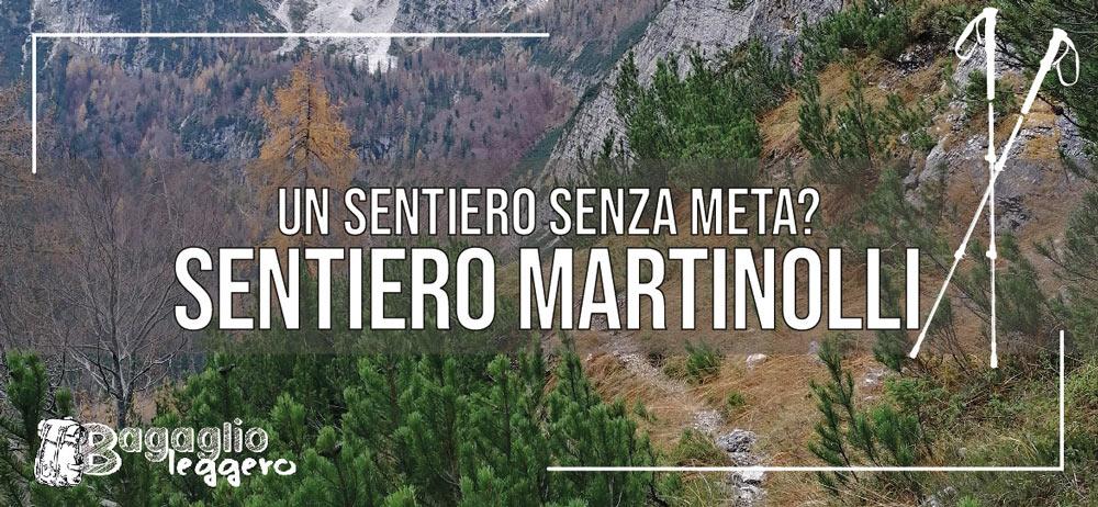 Sentiero Marco Martinolli in Tarvisiano fvg