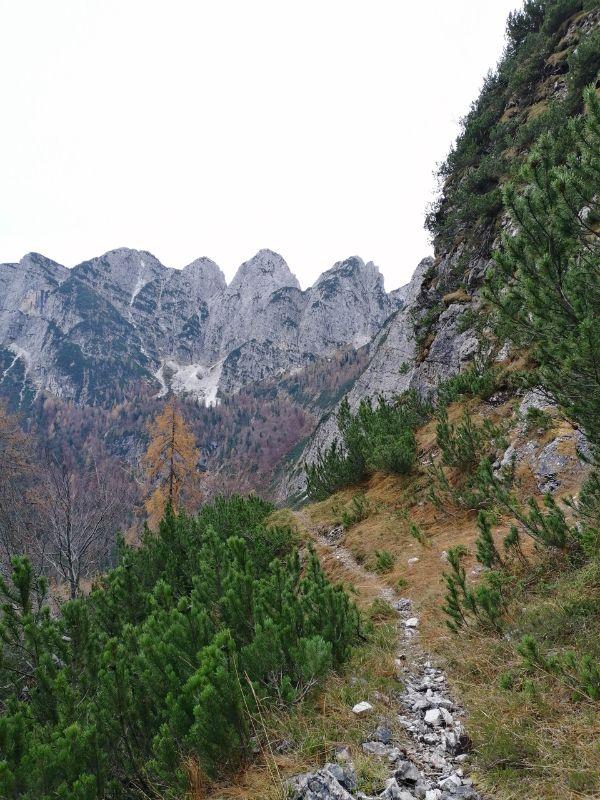 sentiero Martinolli