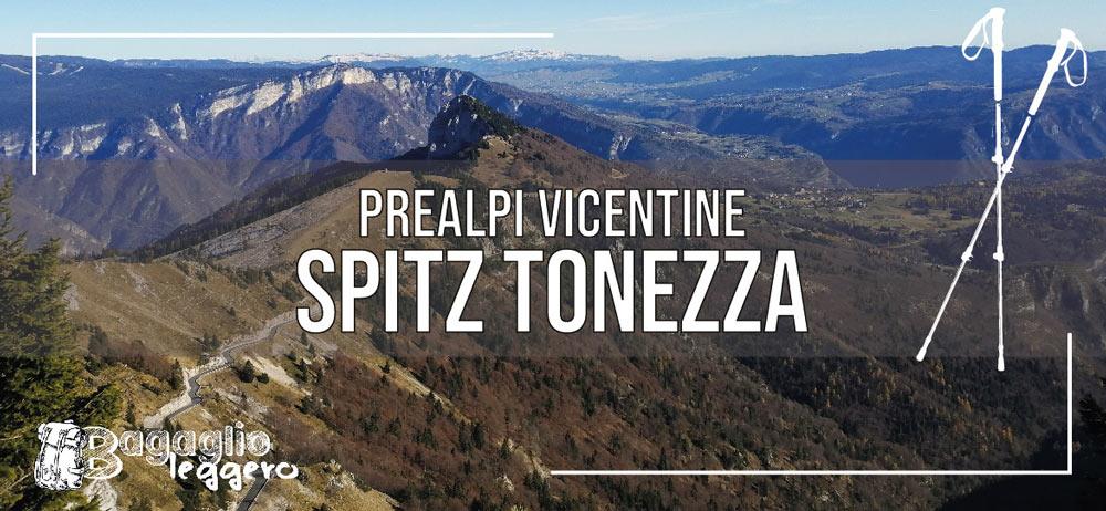 Lo Spitz Tonezza sulle Prealpi Vicentine