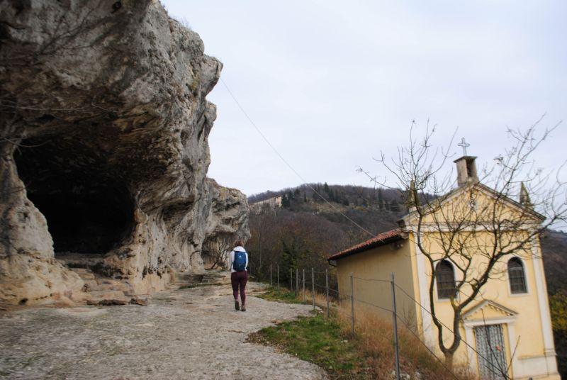 Eremo e covoli di San Donato