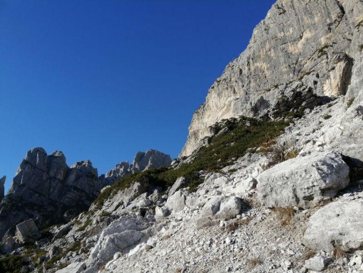 Alta Via numero uno delle Dolomiti