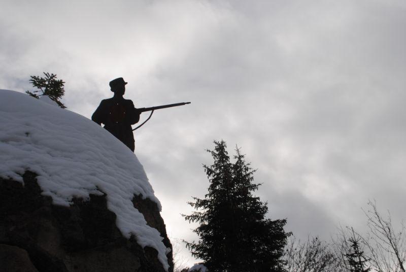 Rappresentazioni militari al Forte Luserna
