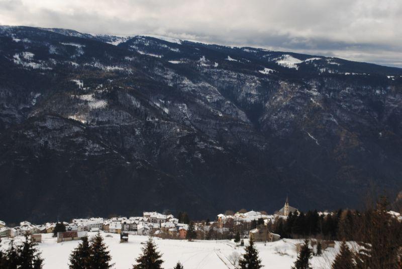 vista su Luserna, Trentino Alto Adige