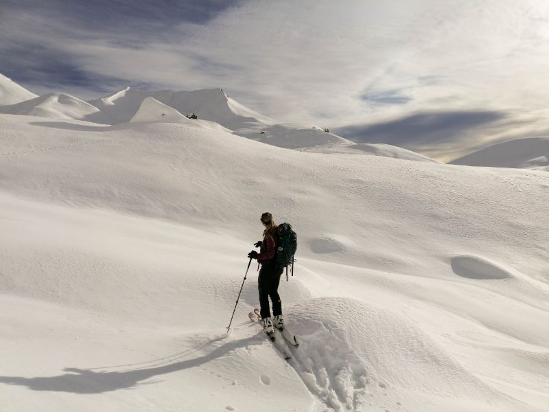 cosa serve per lo scialpinismo