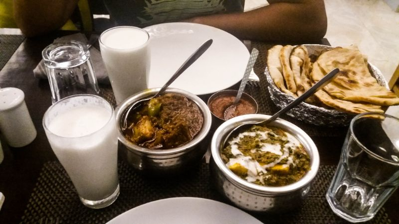 cosa assaggiare della cucina indiana