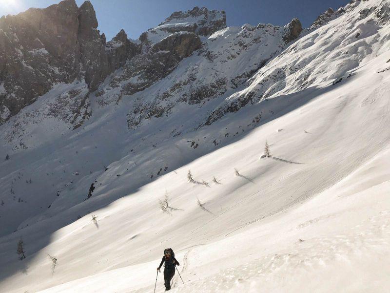 dove fare scialpinismo