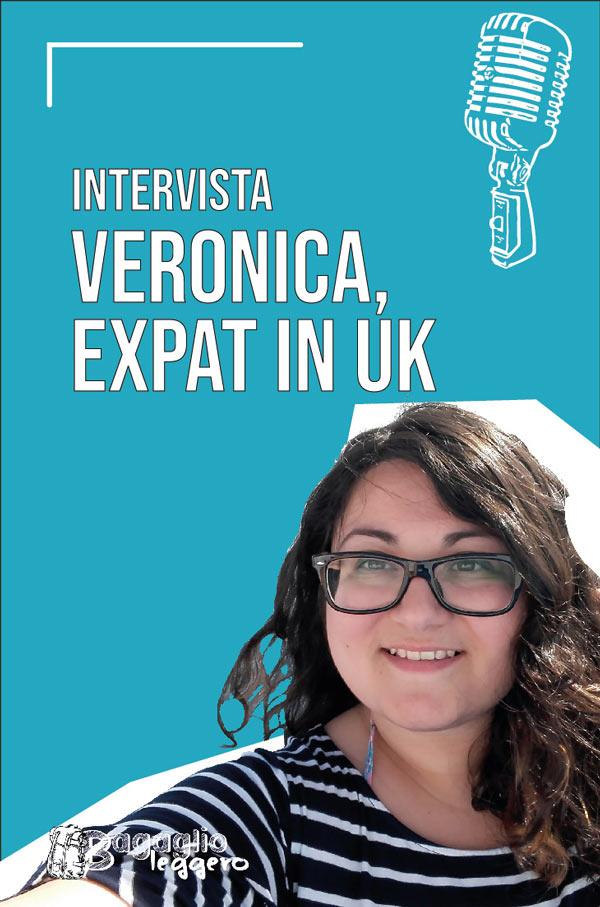 Intervista a Veronica di Lost Wanderer: expat in UK pin