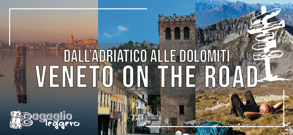 Venento on the road: dall'Adriatico alle Dolomiti