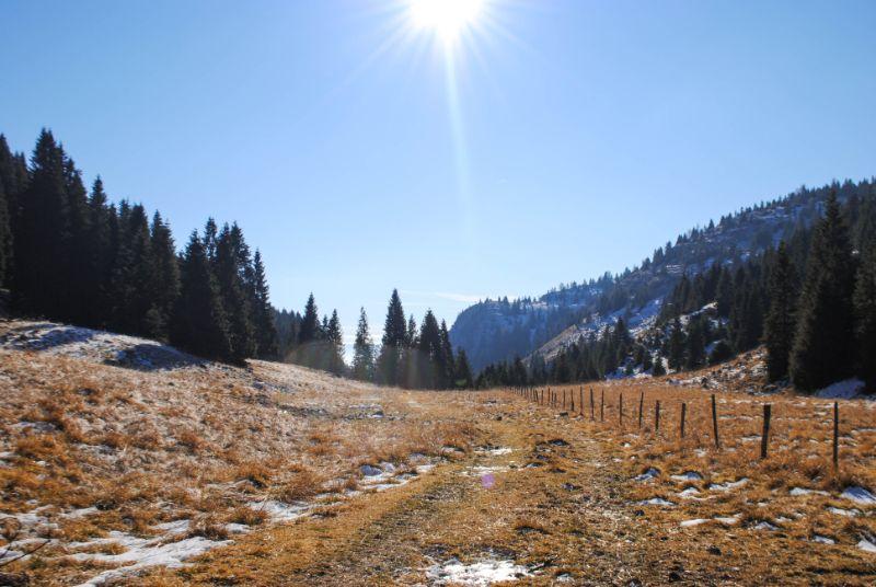 trekking al Monte Fior